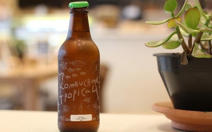 What is Kombucha? + Recipe
