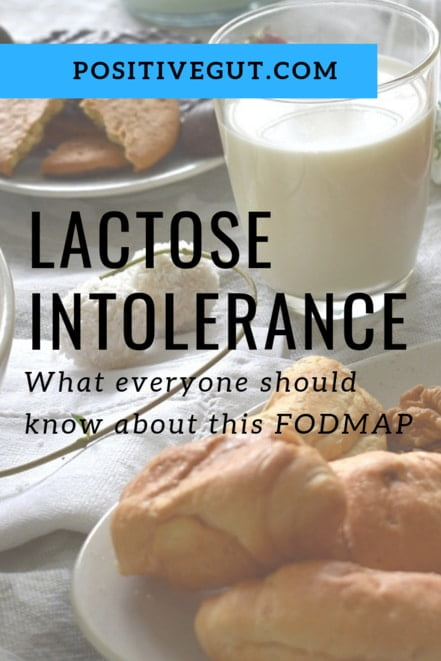 Lactose intolerance pin
