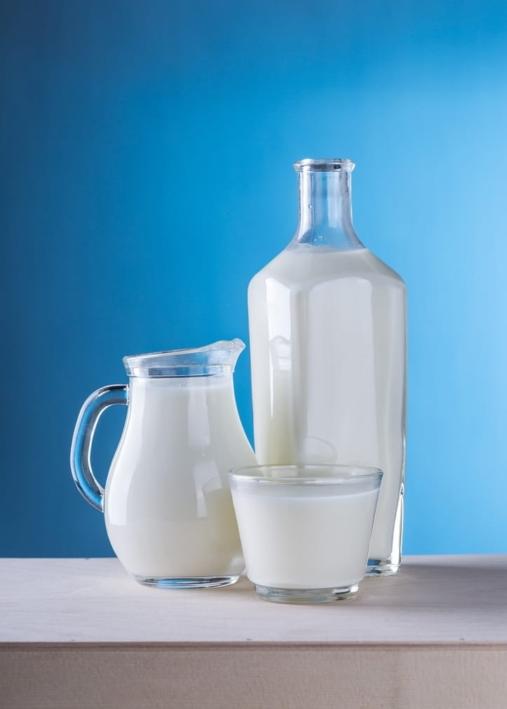 Milk and lactose