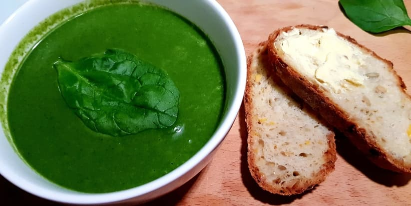 Spinach Soup Image