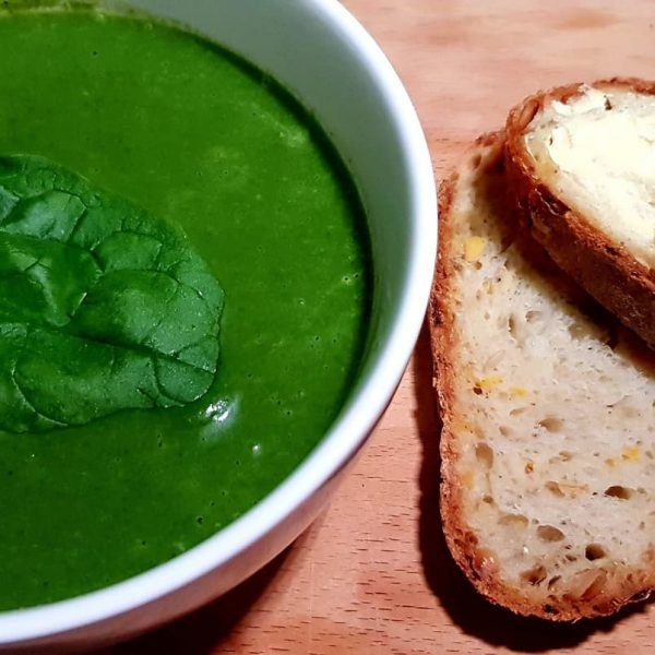 Spinach Soup Recipe Udupi Recipes: Low FODMAP Spinach And Coconut Soup