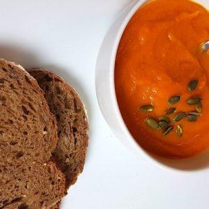FODMAP Pumpkin soup