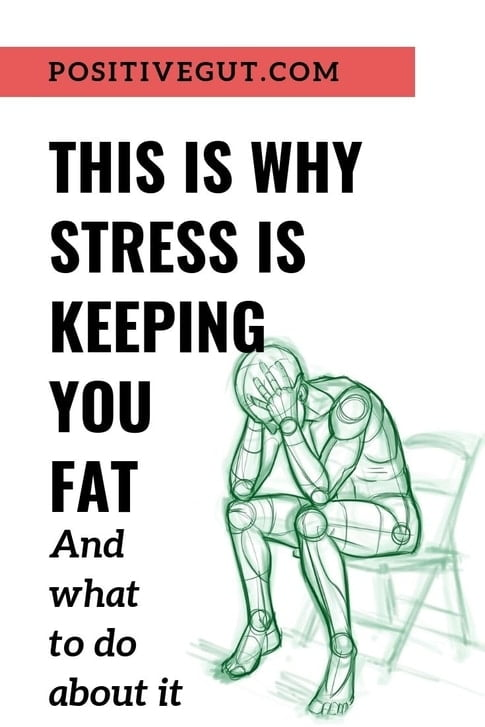 Stress keeping you fat