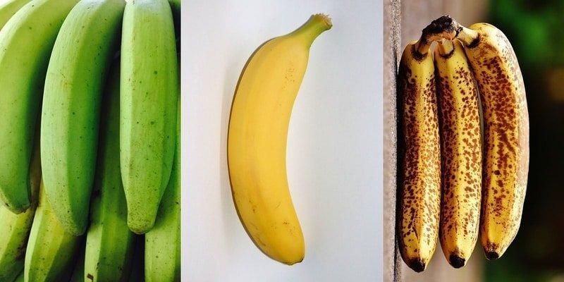 Bananen en FODMAP