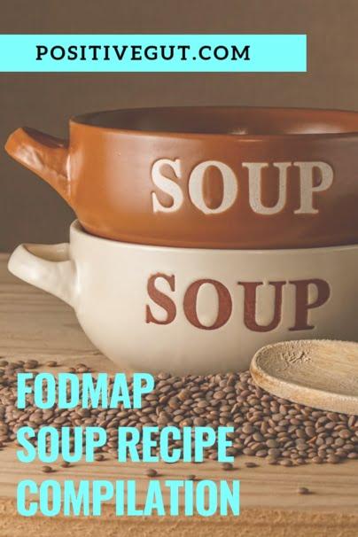 FODMAP soep recepten