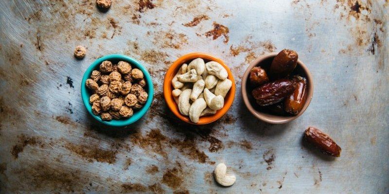 De 10 beste snacks voor gezonde darmen