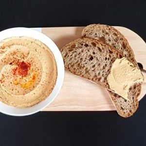 Hummus low FODMAP