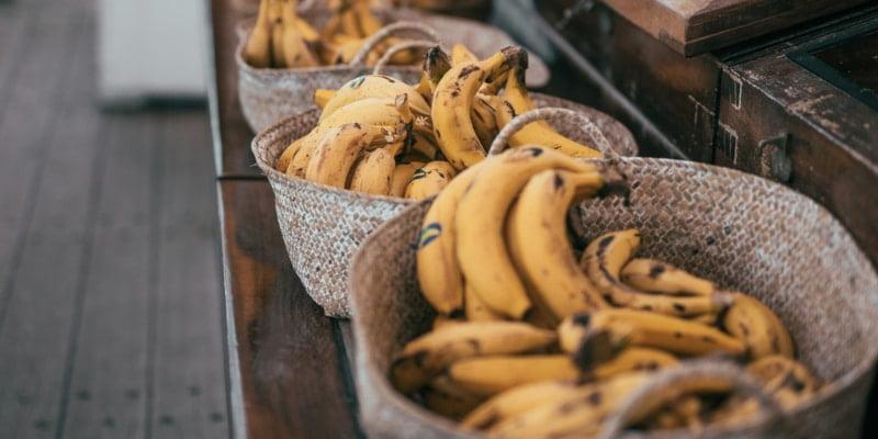 FODMAP FAQ: Can I Eat Bananas That Grow Brown in My Bag?