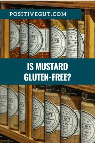 Mustard gluten free