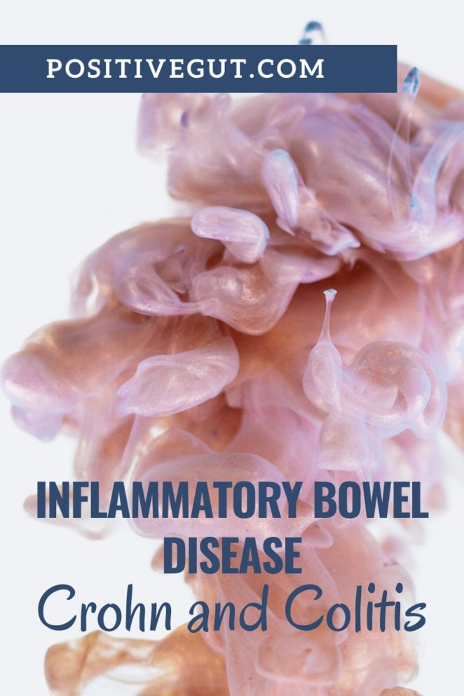 IBD Crohn and colitis