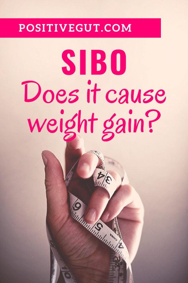 SIBO Weight gain