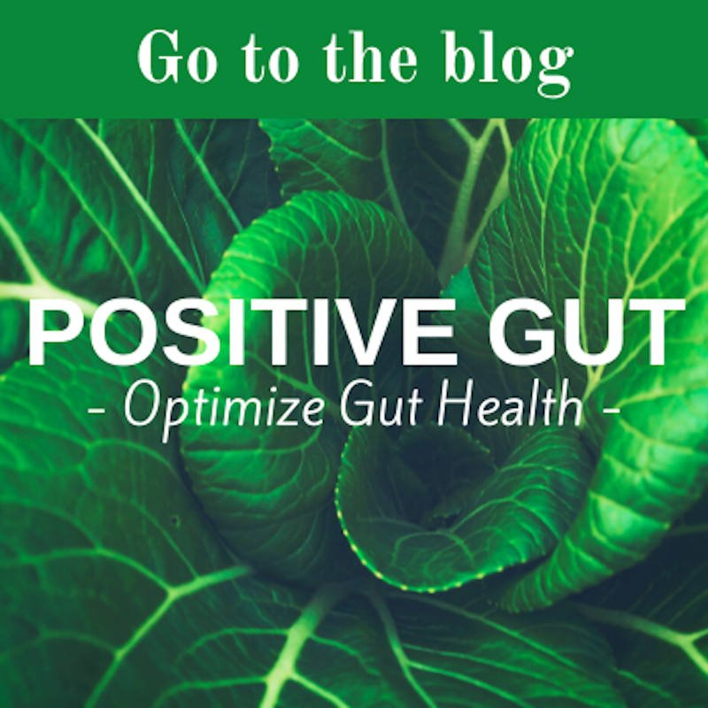 Blog Positive Gut IBS dietitian
