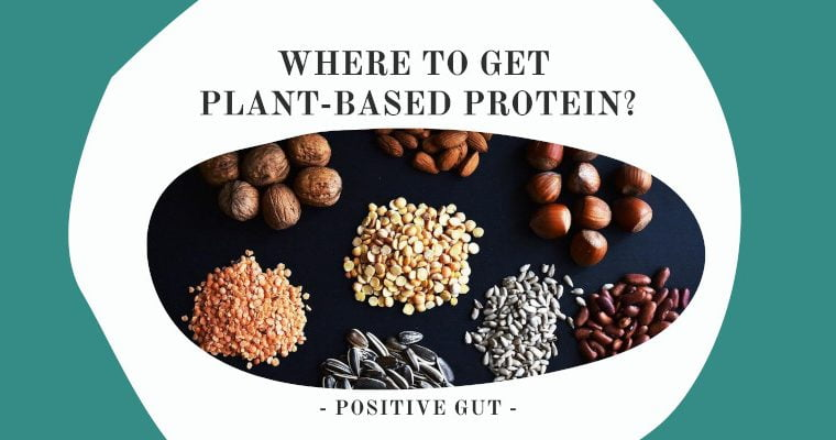 Where to Get Plant-based Protein
