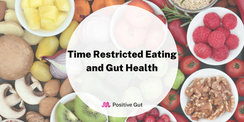 Time-Restricted Eating and Gut Health