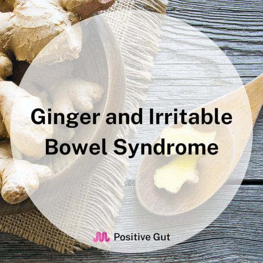 Ginger Irritable Bowel Syndrome