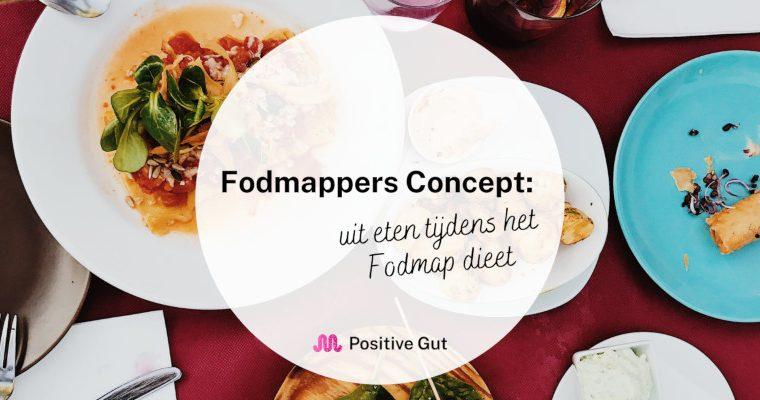 Fodmappers Concept: uit eten tijdens het Fodmap dieet