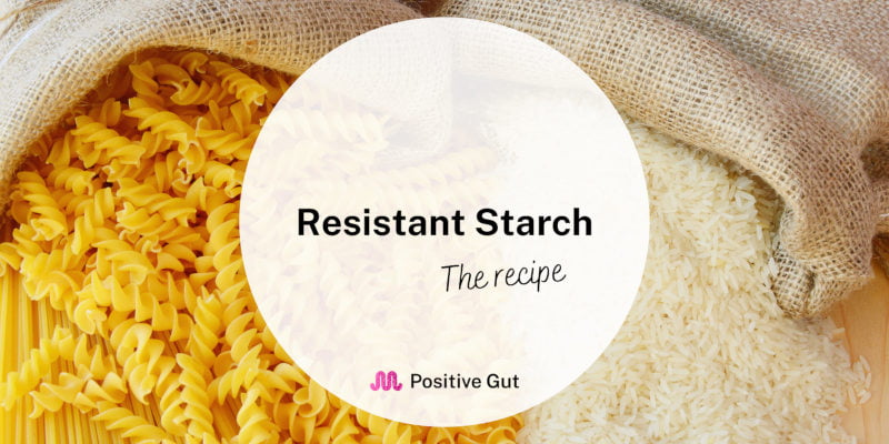 Resistant Starch recipe