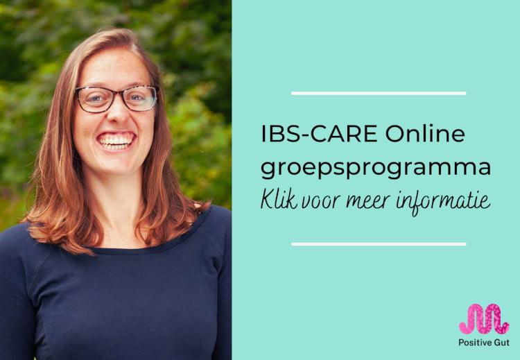 IBS-CARE groepsprogramma darm dietist