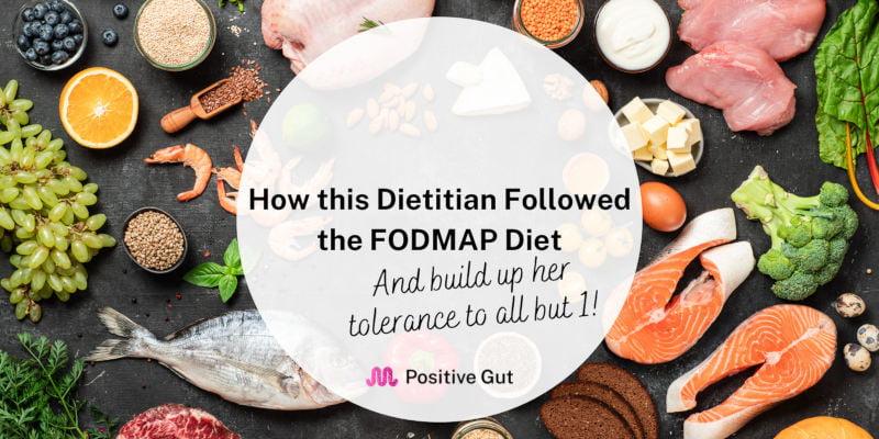 Dietitian FODMAP