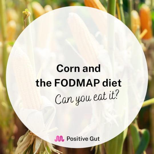 Corn FODMAP