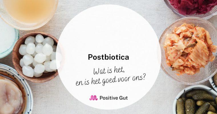 Postbiotica: wat is het, en is het goed voor ons?