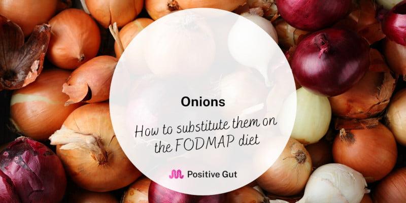 Onion substitute fodmap